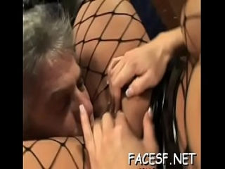 Wicked maiden cooter plowing session