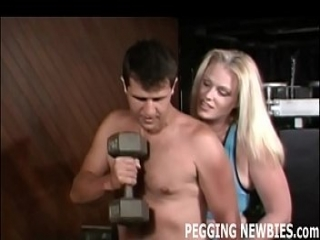 A good hard pegging will put you in your place