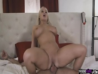 Logan fucked Londons pussy intensely the way she wanted in a roleplay as him Derrick