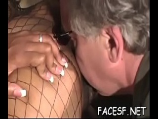 Girl sucks and gets booty licked
