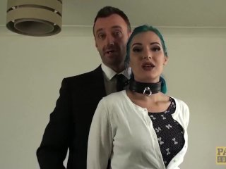 PASCALSSUBSLUTS - Babe Alexxa Vice Dominated In DP 3way
