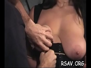 Guy enslaved by headmistress
