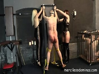 Whipping Fun with Vivienne lAmour and Princess McKenzie