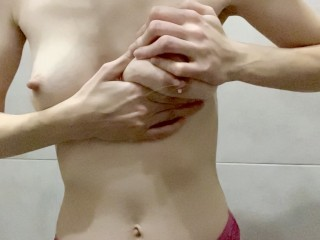 My nipples are cumming