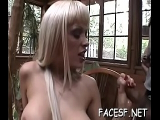 Glamor gf enjoys good fuck