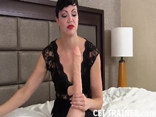 So tell me, what does your cum taste like CEI