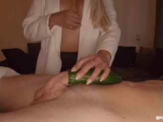 Cock Milking At The Dick Spa