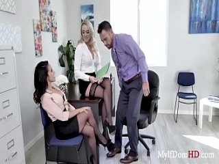 MILF office Submission- Adrian Hush