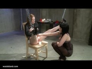 Leila's Fire and Ice BDSM Experience